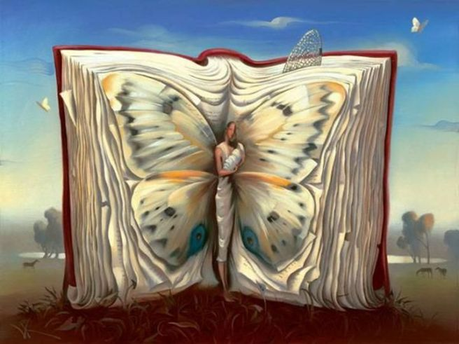 DALI BUTTERFLY BOOK