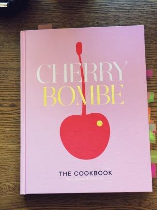 Cherry Bombe. The cookbook.