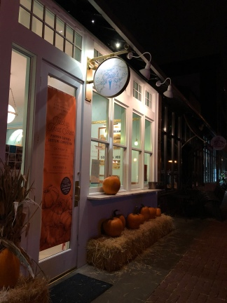 Sweet Cooie's Ice Cream. Denver, Colorado. October 2018. Photo by JAH.