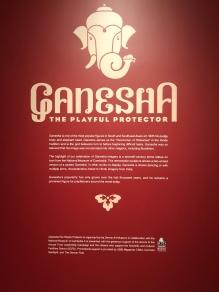 Ganesha. Denver Art Museum. Denver, Colorado. Photo by JAH. October 2018.