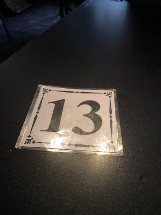 That number. Hello Pueblo. Pueblo, Colorado. Photo by JAH. October 2018