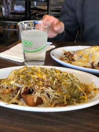 King's Chef Breakfast. Colorado Springs, Colorado. Photo by JAH. October 2018.